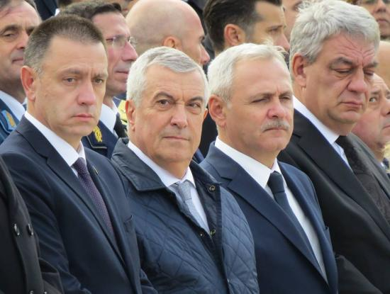 Levelet írt Dragnea és Tăriceanu Klaus Johannis államfőnek