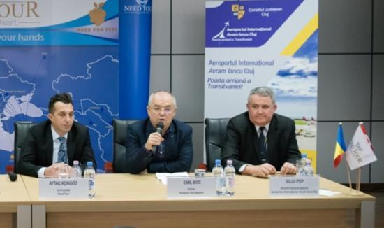 Húsz százalékkal nőtt Kolozsvár turistaforgalma