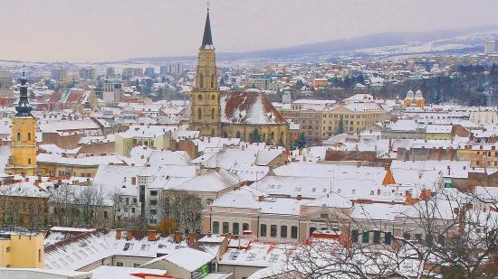 Folytatnák a korszerű Kolozsvár kiépítését
