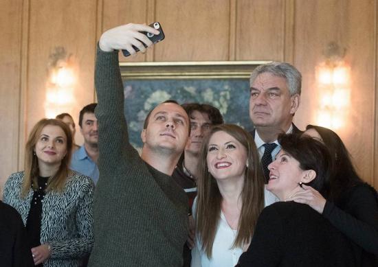 """Nyilvánosan bocsánatot kért Mihai Tudose az """"akasztásos"""" nyilatkozat miatt"""