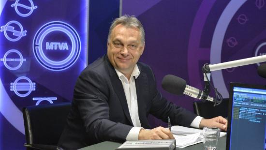 Orbán Viktor: az ENSZ migrációs tervezete olyan, mintha a