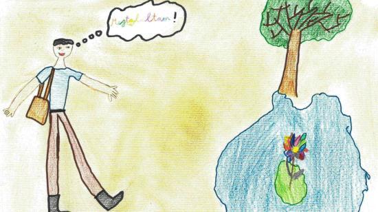 MESETÉR - Sörös Nikoletta: A varázsvirág
