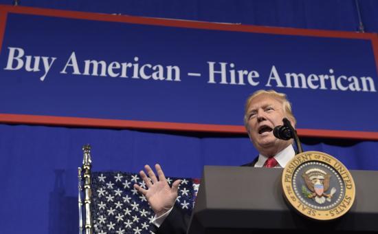 Erősen nőtt a foglalkoztatás az Egyesült Államokban