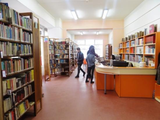 Felújították a Monostor negyedi könyvtárat