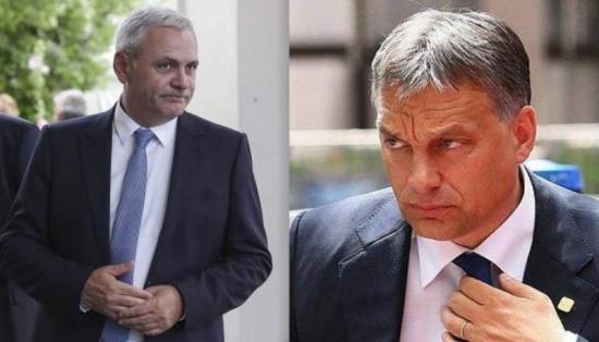 Orbán Viktorral találkozik Liviu Dragnea