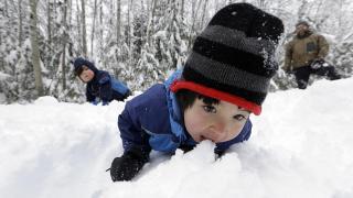 Ehető-e a hó - avagy mikrobák a hóban?