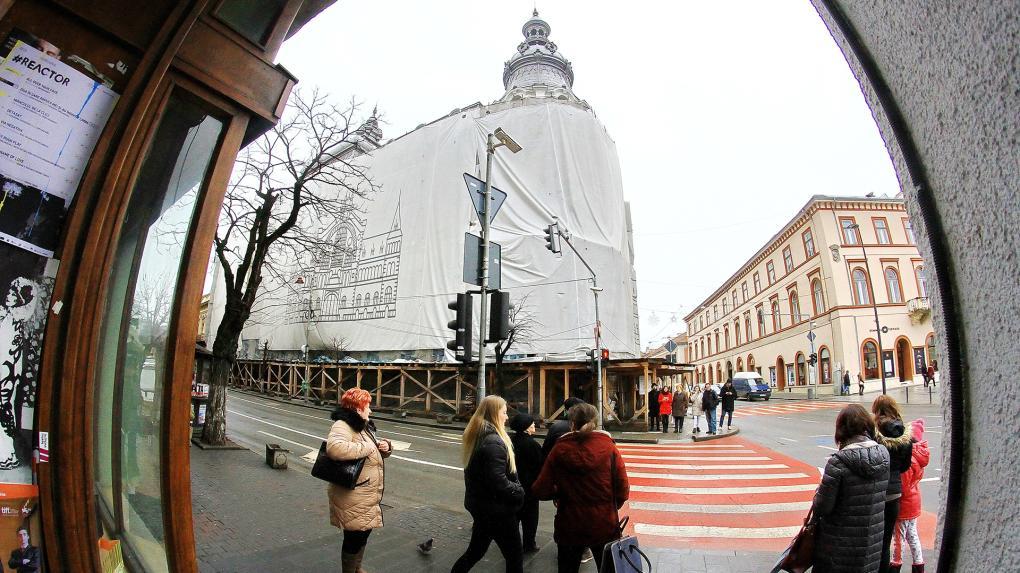 Sehogy sem talál jó gazdára Kolozsvár egykor legigényesebb középülete
