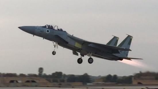 Izrael lelőtt egy területére behatoló iráni drónt