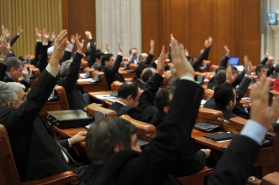 A parlament megkérdőjelezte a 2009-es elnökválasztás tisztaságát