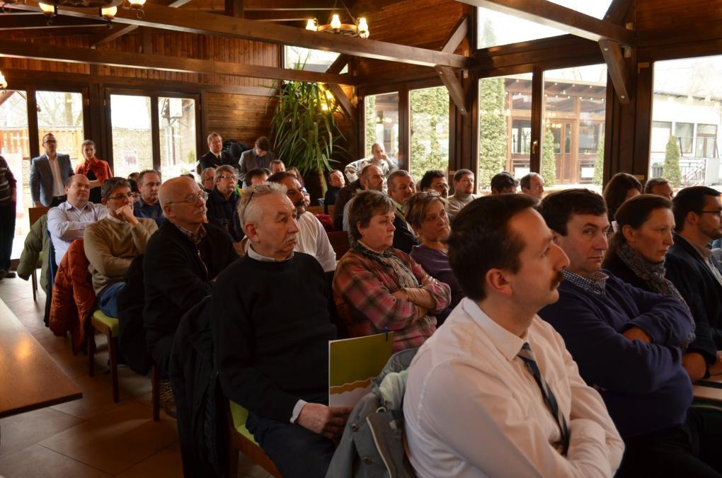 Negyedik alkalommal szervezték meg a Kolozs megyei mezőgazdasági értekezletet