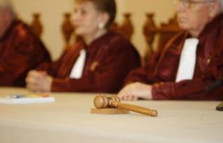 Elbukta az alkotmányossági normakontrollt az igazságszolgáltatási reform harmadik törvénye is