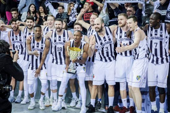 Sorozatban harmadszor kupagyőztes a Kolozsvári U-BT