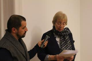 Negyvenöt év után láthatók Maria Ciupe textilmunkái