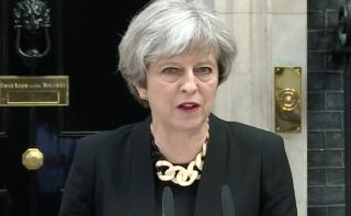 Theresa May: szó sem lehet második ...
