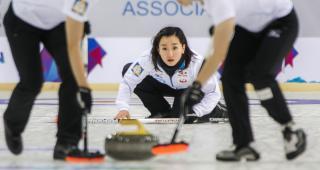 Phjongcshang 2018 - Japán a második helyen a női curlingtornán