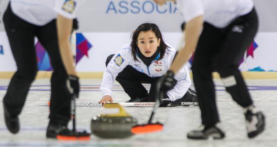 Pjongcsang 2018: Japán a második helyen a női curlingtornán