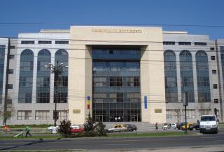 Bombariadó a bukaresti táblabíróságon