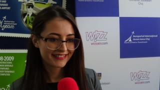 VIDEÓINTERJÚ - Wizz Air: két új járat Kolozsvárról. Mi lesz a budapestivel?