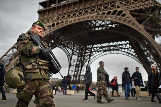 Franciaországban két terrortámadást hiúsítottak meg az év eleje óta