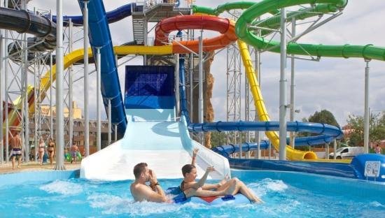 Aquaparkot terveznek a Györgyfalvi negyedbe