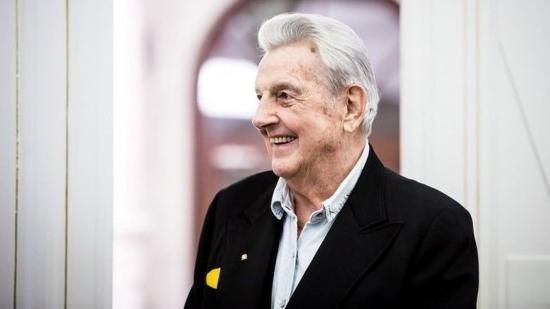 Képesnek tartja a feljutásra a jégkorong-válogatottat a 95 éves Pásztor György