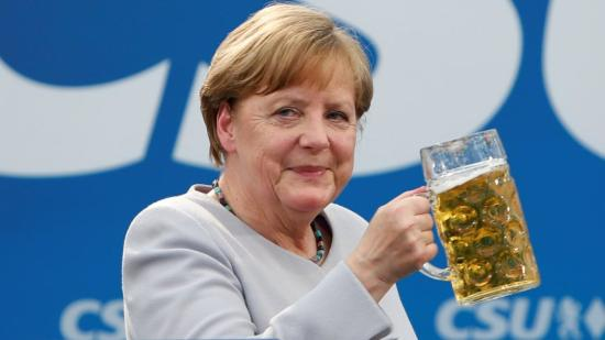 Elhárult az akadály a negyedik Merkel-kormány megalakítása elől