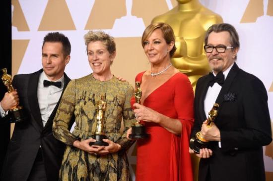 Oscar-díj – A víz érintése négy kategóriában diadalmaskodott