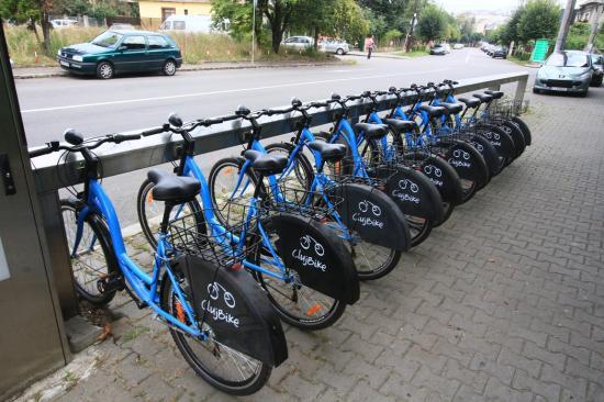 Újra üzemel a Cluj Bike kölcsönző