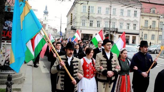 Március 15 - Incidensektől mentes, Erdély-zászlós felvonulást remélnek a szervezők