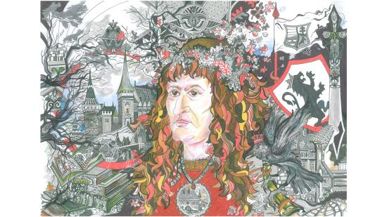 Pennaforgatók Mátyás király udvarában, avagy illusztris illusztrációparádé
