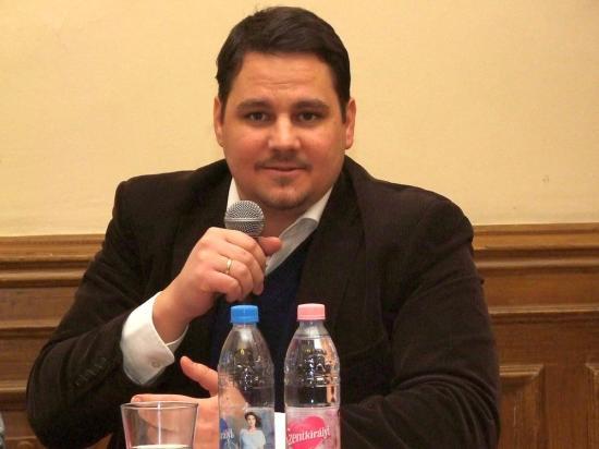 Kitiltották Romániából Dabis Attilát, a Székely Nemzeti Tanács külügyi megbízottját (FRISSÍTVE)