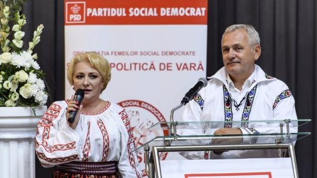 Viorica Dăncilă az új ügyvezető elnök
