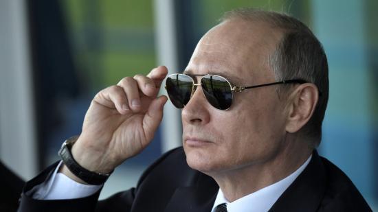Felmérés: az oroszok 69 százaléka Putyinra szavazna