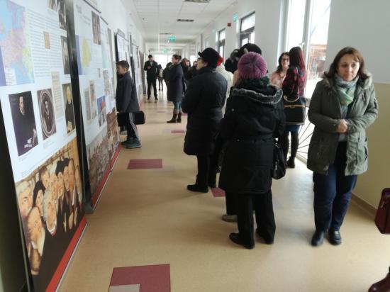 Szamosújvárra is eljutott a Soli Deo Gloria vándorkiállítás