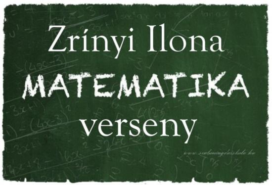 Zrínyi matekverseny legjobbjai Kolozs megyében