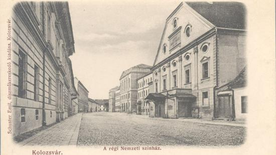 Negyven év múlva: 1888. március 15-i ünnepségek Kolozsváron