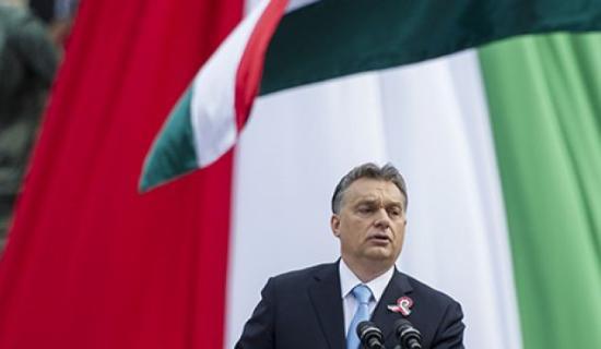 Március 15 - Orbán: Ha kiállunk egymásért, nincs lehetetlen