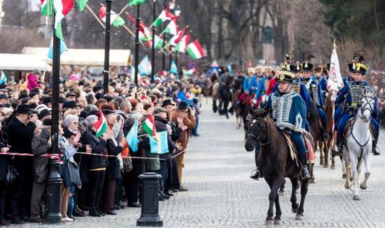 Lázár: ma is egy birodalmi és a nemzeti eszmerendszer küzd egymással
