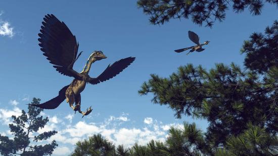 Tudott repülni a híres szárnyas dino
