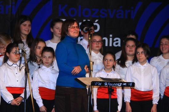 Benkő Judit kapta a Donát 160 Egyesület díját