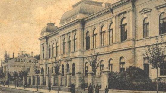 Egy elfelejtett híres, kolozsvári iparos: B. Bak Lajos műbútorasztalos, és ma is látható remekművei (1.)