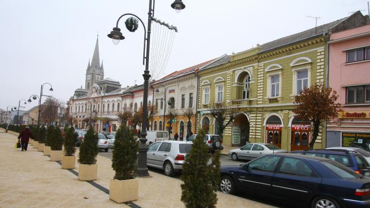 Uniós díj Tordának a városi mobilitás fejlesztési tervért