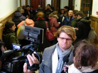 Megrökönyödés és könnyek: letöltendő börtönbüntetésre ítélték Horváth Annát