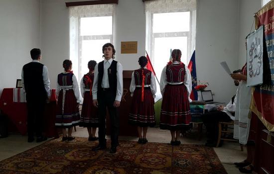 Kóboron is ünnepelték március 15-ét a Tékások