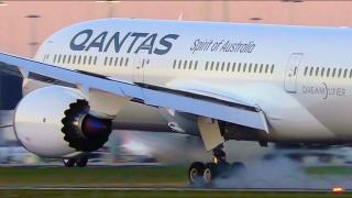Megérkezett az első menetrendszerű londoni nonstop légijárat Ausztráliából
