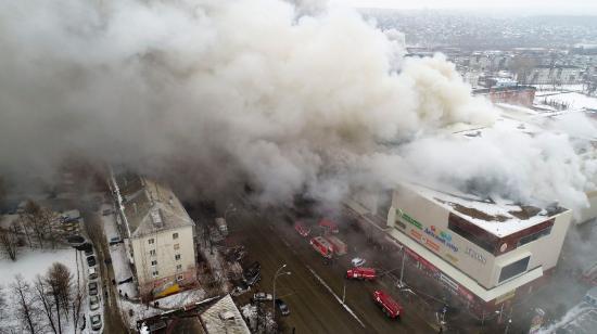 Kemerovói tűzvész – Putyin: bűnös hanyagság okozta a tragédiát