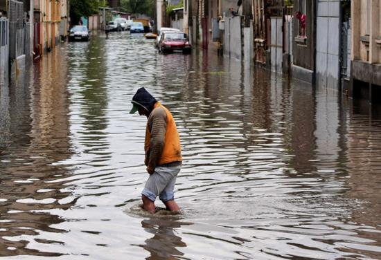 Elsőfokú árvízkészültséget rendeltek el több erdélyi folyóra