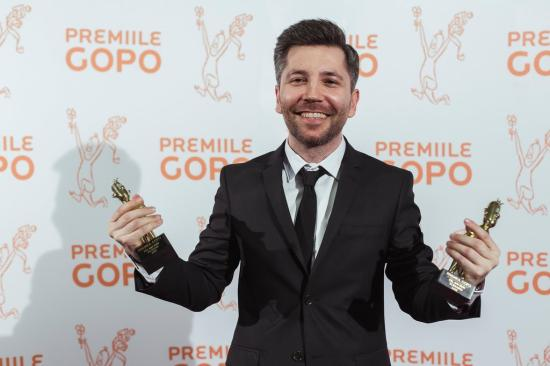Kilenc Gopo-díjat sepert be Daniel Sandu első nagyjátékfilmje