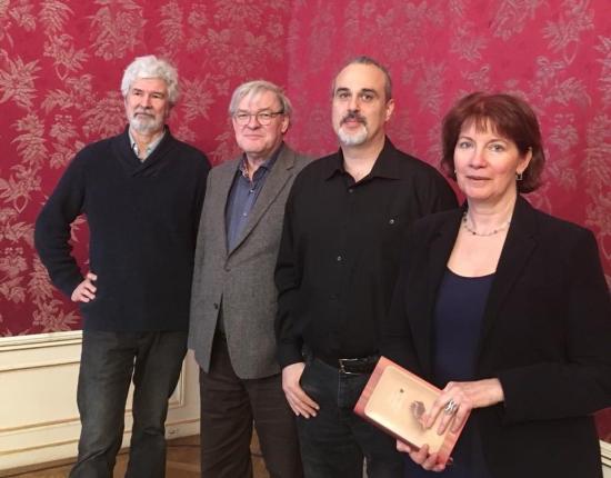 Papp Sándor Zsigmond kapta a Békés Pál-díjat