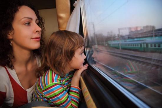 Ingyen vonatozhatnak a húsvéti vakációban az ötévesnél kisebb gyermekek